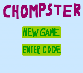 Chompster's cover