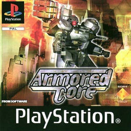 Armored Core's cover