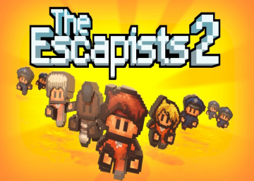 The Escapists 2's cover