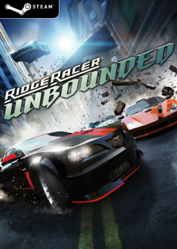 Ridge Racer Unbounded's cover