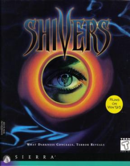 Shivers's cover