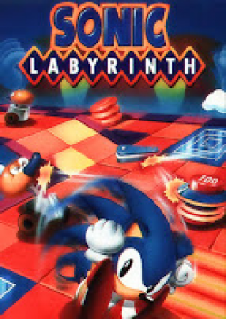 Sonic Labyrinth's cover