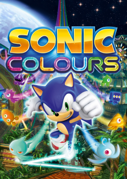 Sonic Colors's cover