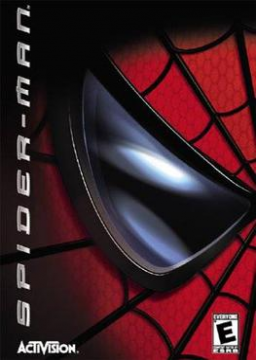 Spider-Man (2002)'s cover