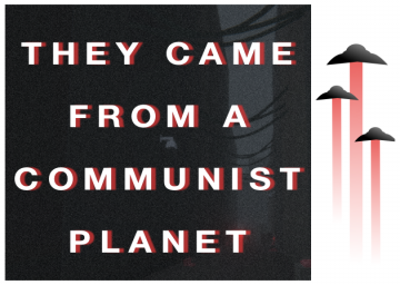 They Came From A Communist Planet's cover