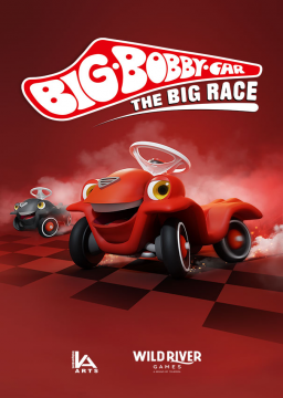 BIG-Bobby-Car – The Big Race's cover