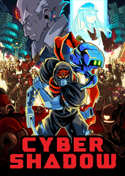 Cyber Shadow's cover