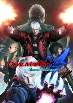 Devil May Cry 4: Special Edition's cover