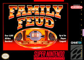 Family Feud's cover