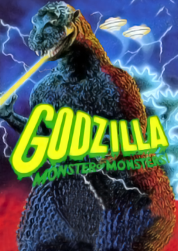 Godzilla: Monster of Monsters's cover