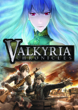 Valkyria Chronicles's cover