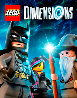 LEGO Dimensions's cover
