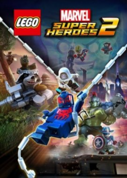 LEGO Marvel Super Heroes 2's cover