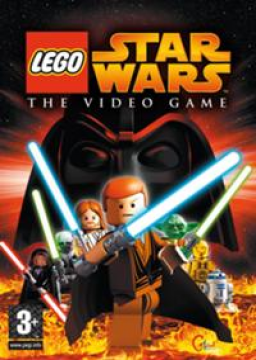LEGO Star Wars: The Video Game's cover