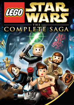 LEGO Star Wars: The Complete Saga (PC/Console)'s cover