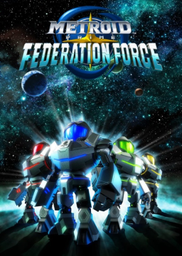 Metroid Prime: Federation Force's cover