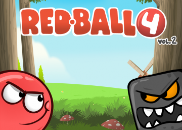 Red Ball 4 Vol.2's cover